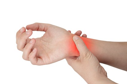 wrist pain from carpal tunnel